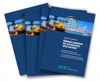 GRFC stapeltje brochures