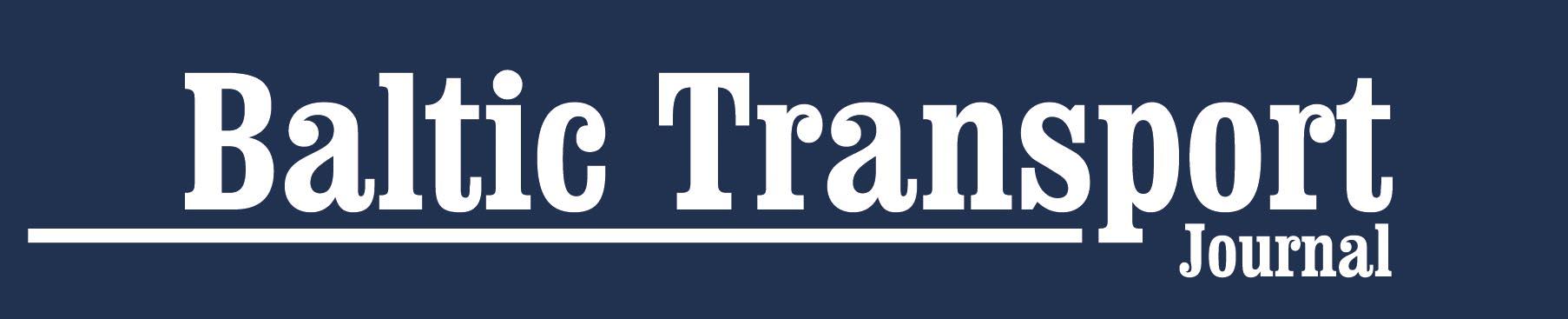 BalticTransportJournal