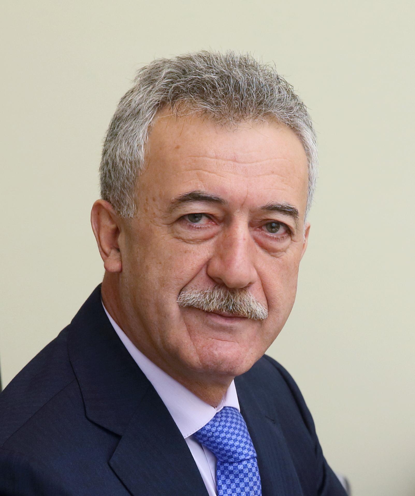 Salman Babaev, Vice-President - Russian Railways (RZD)
