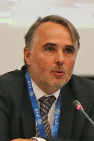 François Davenne, Secretary General OTIF
