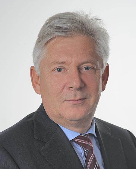 Bernhard Kunz, Managing Director - Hupac Group