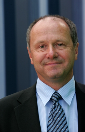 Rodan Šenekl - Chairman Czech Logistics Association