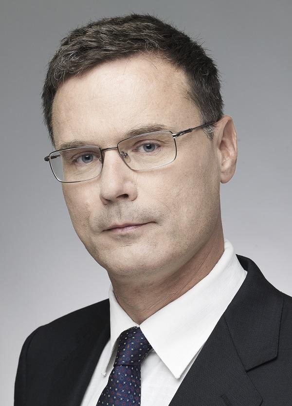 Pawel Wojciechowski, European Coordinator - RhineAlpine Core Network Corridor