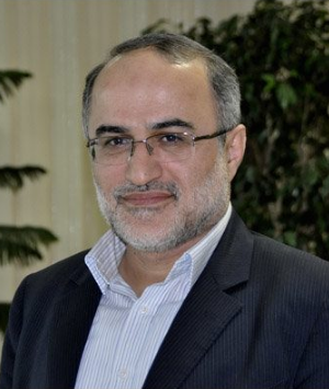 Hossein Ashoori, Vise President for Operation and International Transport of Iranian Railways (RAI)