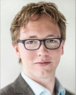 René van den Berg, Junior Consultant - Ricardo Rail